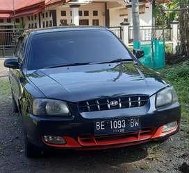 Hyundai Accent 2002 Autometic