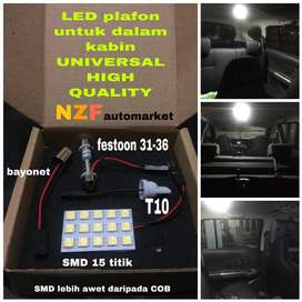 Lampu LED kabin mobil