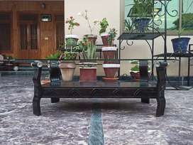 Chinioti Style Centre and Side sofa tables