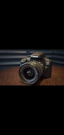 Kredit Kamera Canon 4000D Promo Cicilan 0%