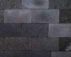 batu candi alam dinding