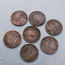 British India Coins 500 /- for all