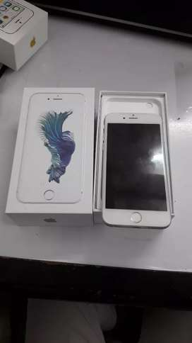 6month sellers warranty iphone 6S 64gb with Bill box imported
