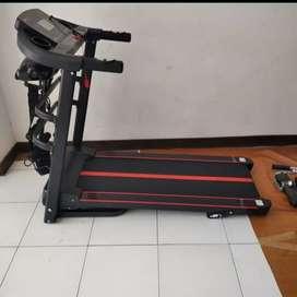 treadmill elektrik TL-618 electric G-545 // sepeda statis //