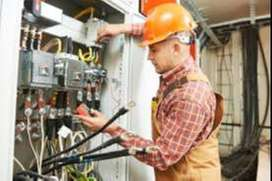 Electrician - Ambala - Fresher and experience
