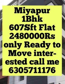 Miyapur Flats For sale call 63O5711176