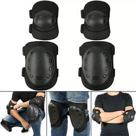 Kneepad US Army Lutut dan Siku Tactical Outdoor (Dekker Import)