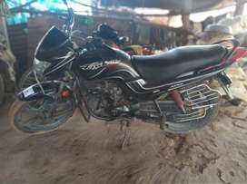 This bike is very good & perfect condition