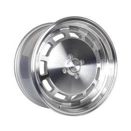 velg mobil hsr Ring-17x75-85-H4x100-ET42-38-Silver-Machine-Face-Li
