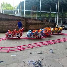EF real diskon odong mini coaster kereta playground