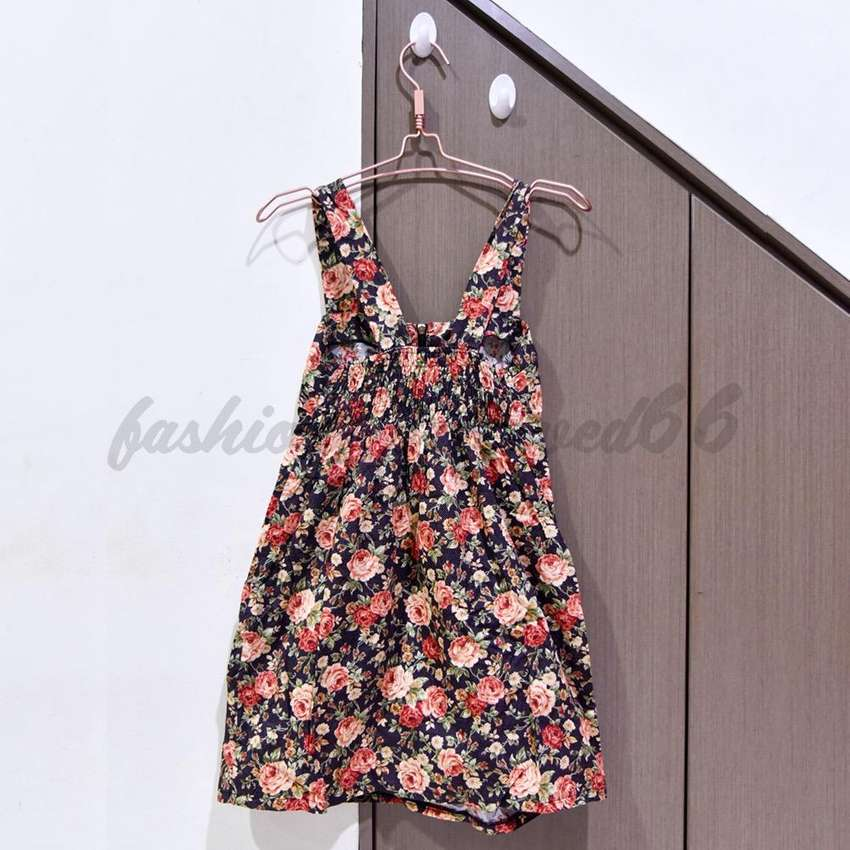 preloved dress bunga mini 0