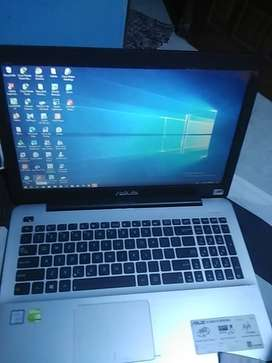 Asus X555UJ, bisa untuk desain, gaming, editing, kantoran juga oke