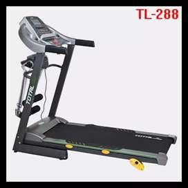 Treadmill elektrik 3 fungsi TL 288 total fitness ZY502