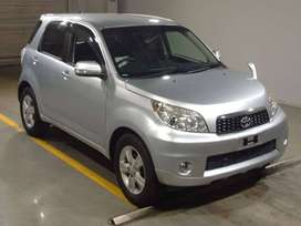 Toyota Rush 2015 Get On Esay Monthly Installment