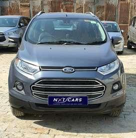 Ford Ecosport Titanium 1.5 TDCi (Opt), 2016, Diesel