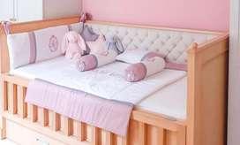 Preloved Baby Crib EBM Baby