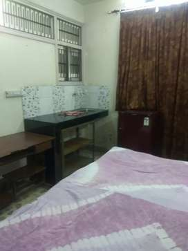 Independent furnished room attached bath