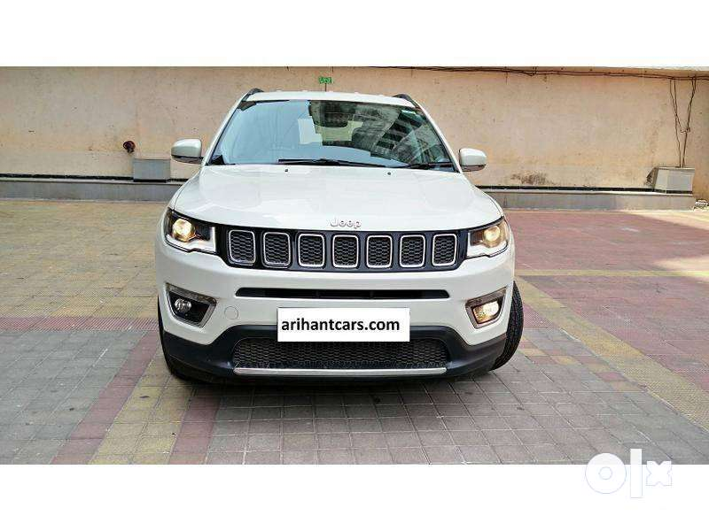 Jeep COMPASS Compass 2.0 Limited, 2017, Diesel 0