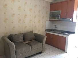 Disewakan unit Cibubur Village Apartemen furnishes