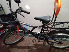 Girls Cycle used only for one month(5-10 yrs can use)