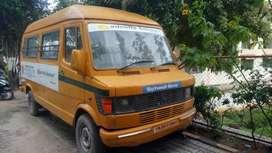 Sale school bus in bhanergatta road