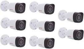 8CH HD Outdoor CCTV Camera setup installation(BRAND:Z-Security)