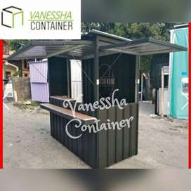 CONTAINER BOOTH / CONTAINER USAHA WARKOP / CONTAINER CAFE BAR / BOOTH