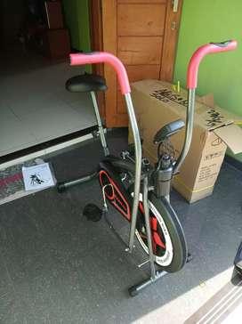 Sepeda fitnes platinum bike 2 fungsi Harga grosir