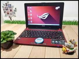 Netbook Asus X101CH Merah