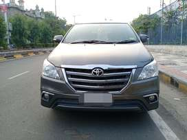 Toyota Innova 2.5 ZX 7 STR BS-III, 2014, Diesel