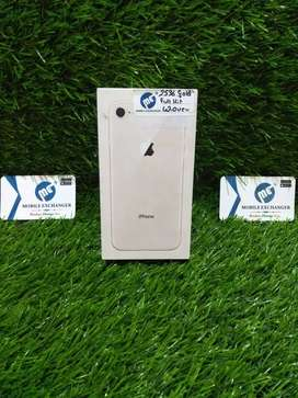 iPhone 8 milky gold colour 64gb