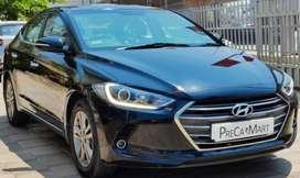 Hyundai Elantra 2.0 SX Option AT, 2016, Petrol