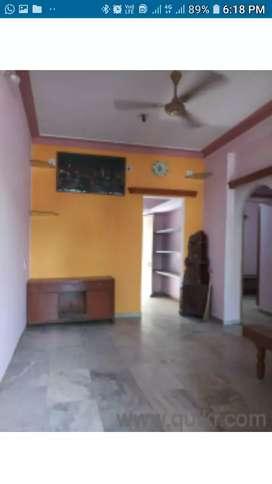 2BHK MAIN ROAD TOUCH SAMIFURNISHED HOUSE FOR RENT  CHHANIJAKATNAKA