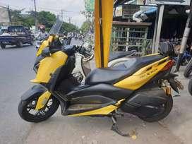 Yamaha x-max 2017 Rafael motor Teluk Dalam