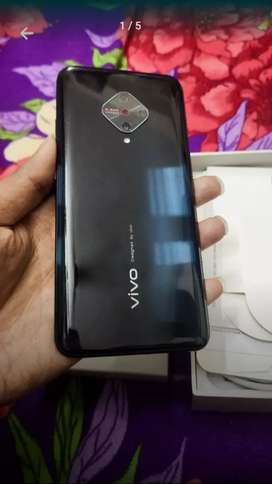 S1 pro 5 month old only charger and box 8gb ram 128internal