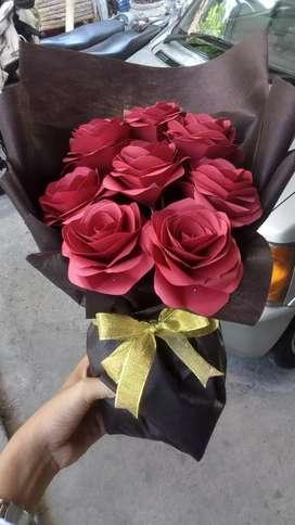 Jual bunga untuk hadiah ulang tahun, surprise valentine di dps