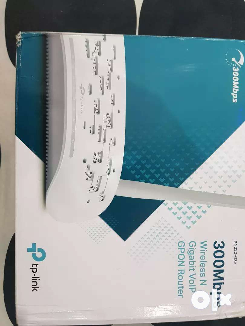 TP LINK GPON ROUTER