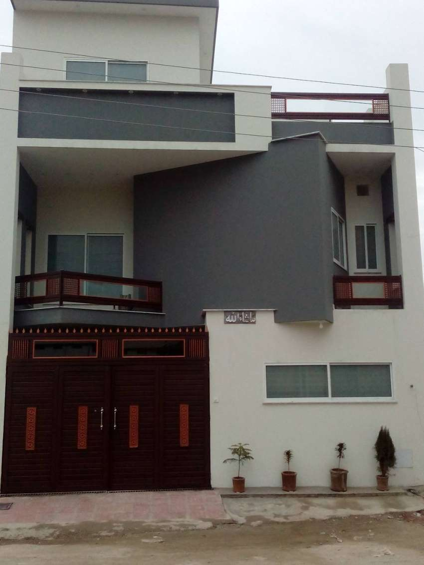 Banglow type house newly constructed with A1 grade material 0