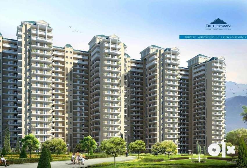 4 BHK Apartment for Sale in Sohna Sector 2, Supertech Hill Town 0