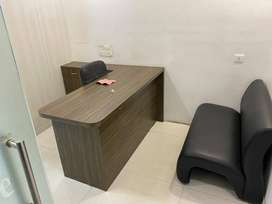 Beautifully furnished office available for rent in Mahape