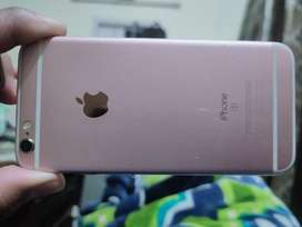 6s 64 gb rose gold 3 years old