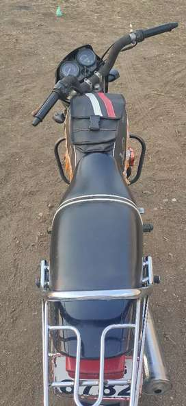 Hero Honda Splendor 987962Km Driven
