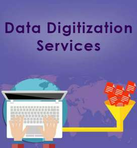 Online data digitisation & updatation work.