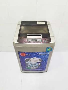 Used second hand  fully automatic washing machine with installation