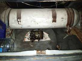 Cng kit and cylinder