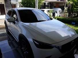 Mazda CX-3 NIK 2017 STNK 2018