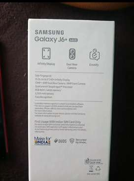 Samsung Galaxy j6 plus call