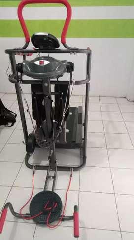 Treadmil treadmill new sport manual import