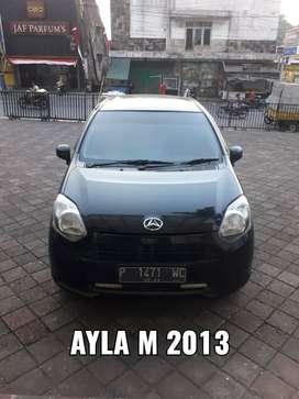 Daihatsu AYLA 2013 Mewah Istimewa, Siap Pakai !!