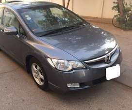 HONDA CIVIC VTI ORIEL .. AUTOMATIC 2010 .. ON EASY INSTALLMENT .